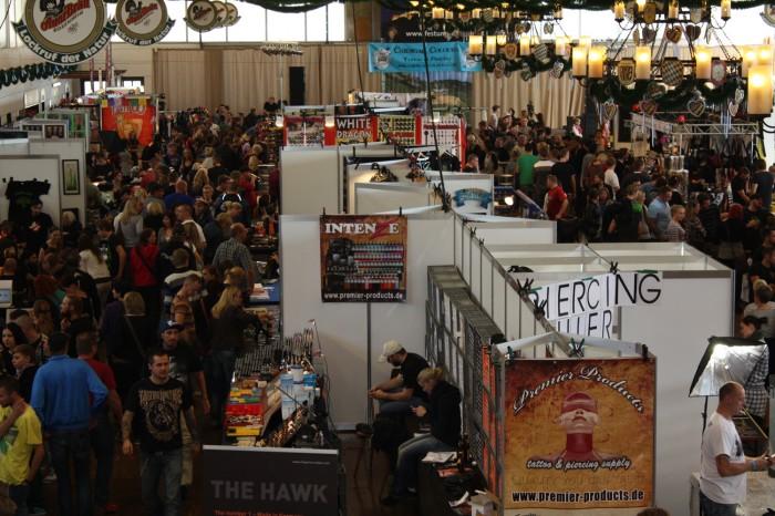 Ansicht Messe 2012