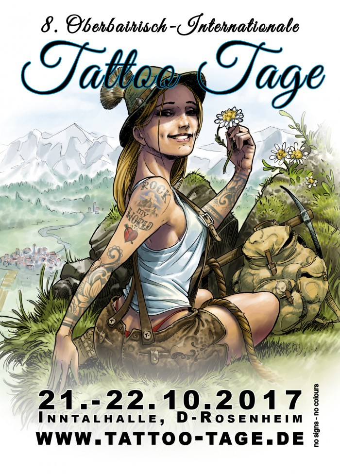 Flyer TattooTage 2016_vorn