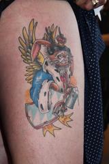 Bayerisches Tattoo 2012